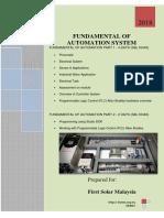 Fundamental of Automation FIRST SOLAR (2)