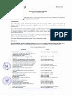 RR 0570 2019 UNAP Aprobar El Calendario Academico I y II 2019