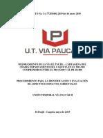 Procedimiento de Identificacion y Evaluacion de Impactos