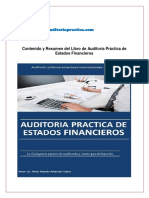 Libro Auditoria Practica Contenido Resumen