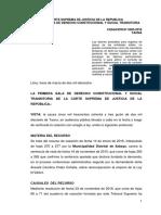 Casación 5383 2016 Tacna Legis.pe_ Naturaleza Permanente
