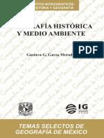 Geografía Histórica y Medio Ambiente