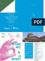 Programme Des Musees Marseille 2019 Trimestriel