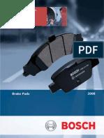Bosch Brake Web