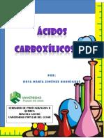 CARTILLA ACIDOS CARBOXILICOS.