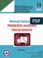 Manual Primeros Auxilios Psicologicos 2017