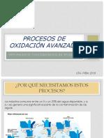 Procesos de Oxidación Avanzada-TFQE