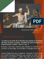 EP UCSS 2019-2 n2 Etica Definicion