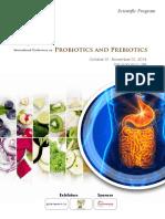 World Probiotics 2018 42937 Scientific Program 201868742