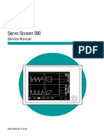 Ventilador - Siemens Servo Screen 390 - Service Manual