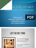 EXPO Ley 50 y Ley 100