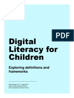 UNICEF Digital Literacy