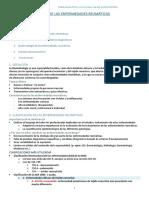 TEMA 1-Clasificación de Las Enfermedadres Reumáticas