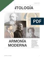 Correa, Juan Pablo - Antología Armonía Moderna