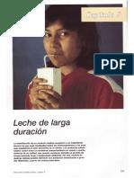 Manual de Industrias Lacteas Capitulo 9 LECHE de LARGA DURACION