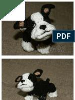 10. Perrito Amigurumi