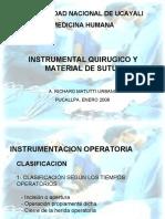 Instrument Acion Operatoria