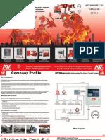 2018-10 Asenware Fire Alarm Catalogue