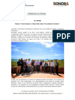"""14-08-19 Realiza """"Costa Salvaje"""" y Cedes taller sobre """"Ecosistemas Costeros"""""""