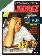 Revista Internacional de Ajedrez 28