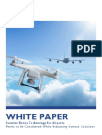WHITE PAPER - Countering Drones at Airports 2019 V2 by Dynamite Global Strategies, Inc