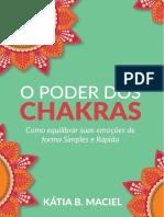 O Poder Dos Chakras-Katia Maciel