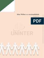 texto base Max Weber - ler este capítulo.pdf