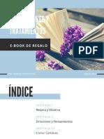 eBook Afirmaciones y Tratamientos