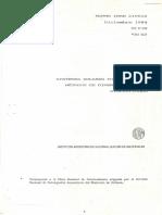 NORMA IRAM 210012 - Dimensionamiento FV