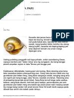 DONGENG AMA PARI _ Alangalangkumitir