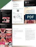 Odontologia Restauradora Avanzada 2017