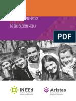 Aristas Media Matematica