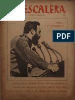 Revista La Escalera, Vol. IV