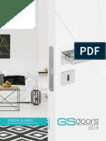 Gsdoors Portas Amp Aros 2019