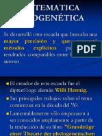 Sistematica Filogenética 2011 Todo