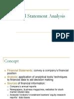 2Financial Statement Analysis