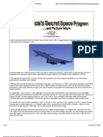 America's Secret Space Program and the Super Valkyrie