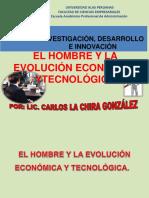 2 El Hombre y La Evolución Tecnológica