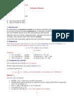 01 Aritmética Modular