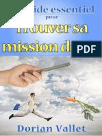 Guide Essentiel Trouver Mission Vie