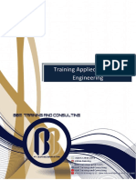 Training Applied Reservoir Engineering
