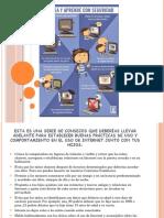 Presentaci├│n para maestros redes sociales