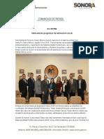 18-08-19 Intercambian programas de reinserción social