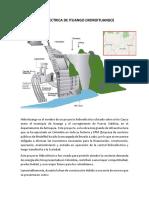 Hidroelectrica de Ituango