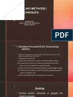 Diass 6c Methods and Tools in Counseling