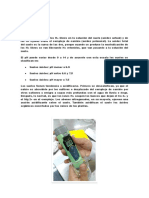 Ph de un suelo contaminado - Resultados