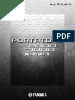 Portatone Psr 2000