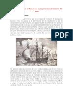 La alimentación en el Mar en los siglos del descubrimiento XV