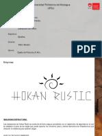 Distr. de Planta-Hokan Rustic