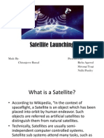 Satellite Launching 1